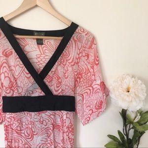 Anthropologie | Fei Cotton Kimono Top